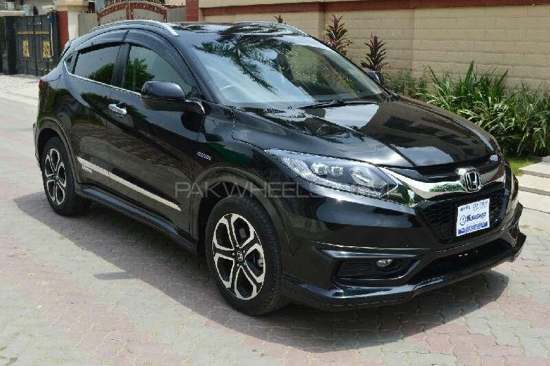 Honda Vezel | Ajageer Motors